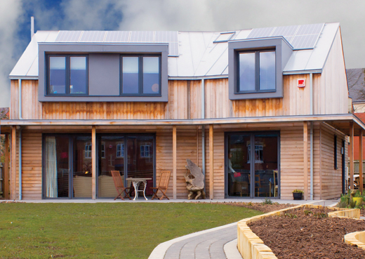 Sustainable Home Shortlisted for Prestigious ProCon Award