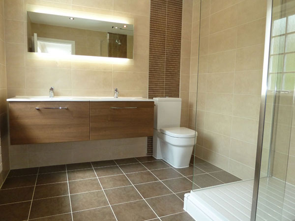 Stoneygate - High quality bathrooms designed and fitted to a top specification.